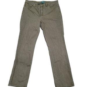 Lauren Ralph Lauren Classic Straight Jeans Sz 12